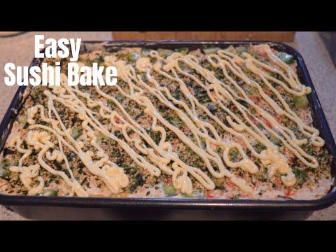 easy-sushi-bake-recipe-|-how-to-make-sushi-bake-(baked-sushi)