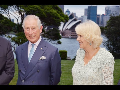 The Prince of Wales and The Duchess of Cornwall | Royal Visit Australia