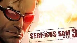 Serious Sam Игра С Читами!