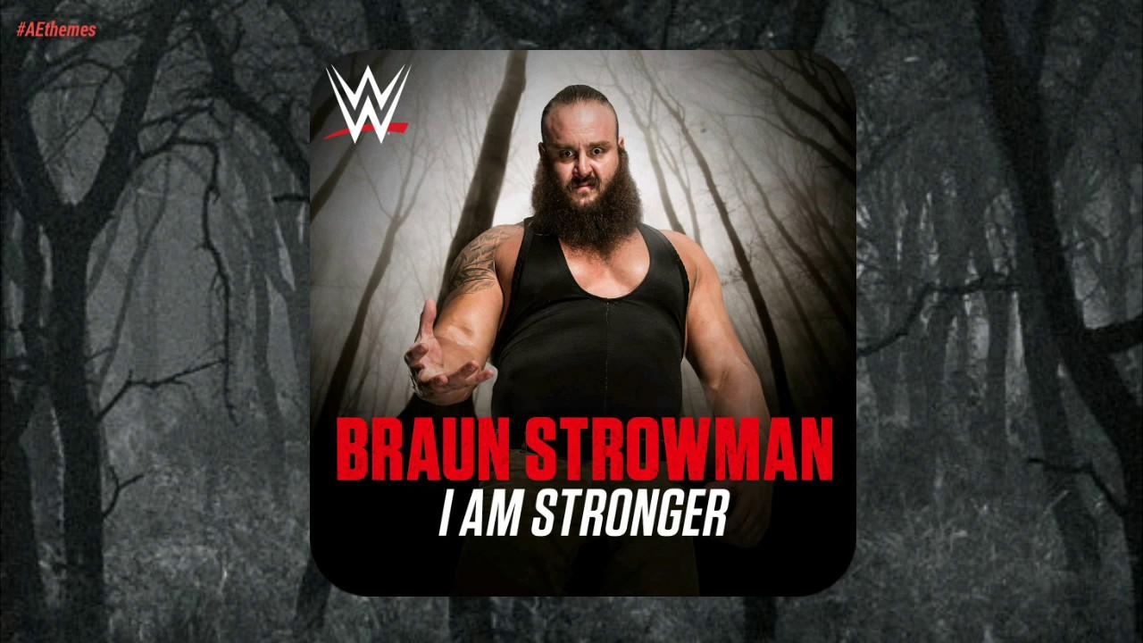 Wwe i am stronger braun strowman theme song ae youtube - Braun strowman theme ...