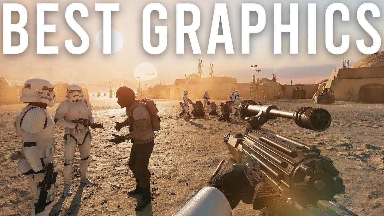 best graphics star wars