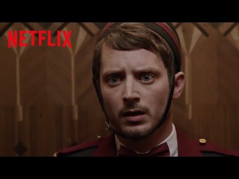 Dirk Gently's Holistic Detective Agency   Trailer [HD]   Netflix
