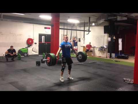 TNG snatch triple attempt at 115 by Björgvin Karl Gudmundsson