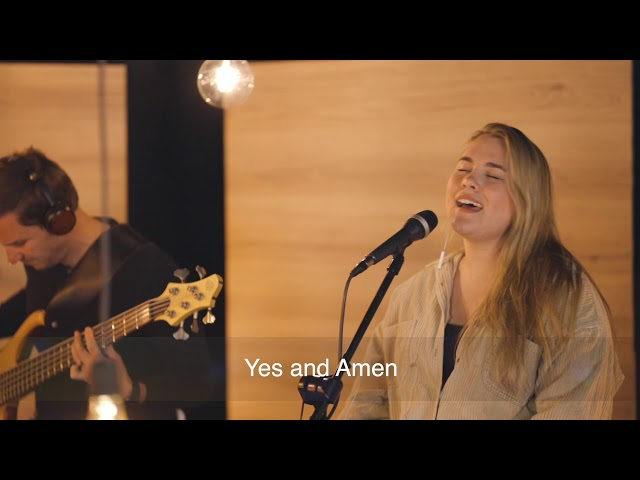 Yes And Amen (My Life in Your Hands)