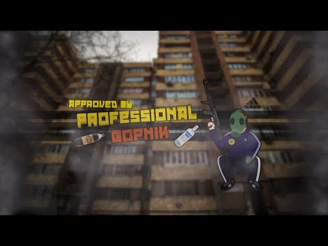 Professional Gopnik attempting to make something that sounds like oldschool hardbass