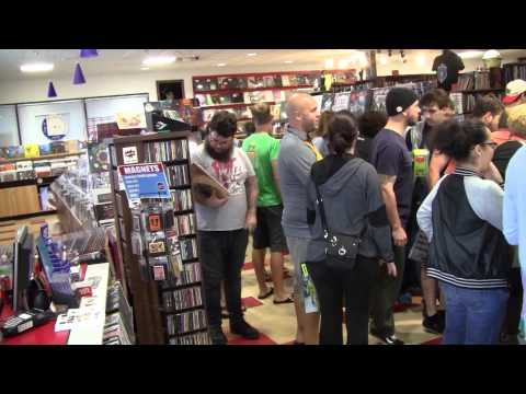 Record Store Day 2014@ Mojo Books and Records, Tampa