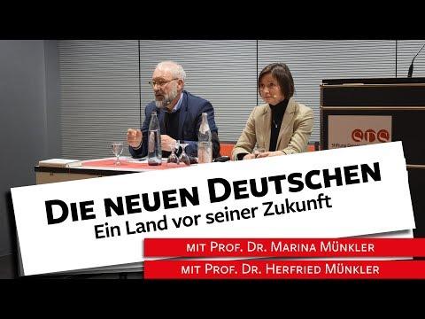 Die neuen Deutschen: Ein Land vor seiner Zukunft - H. Münkler & M. Münkler