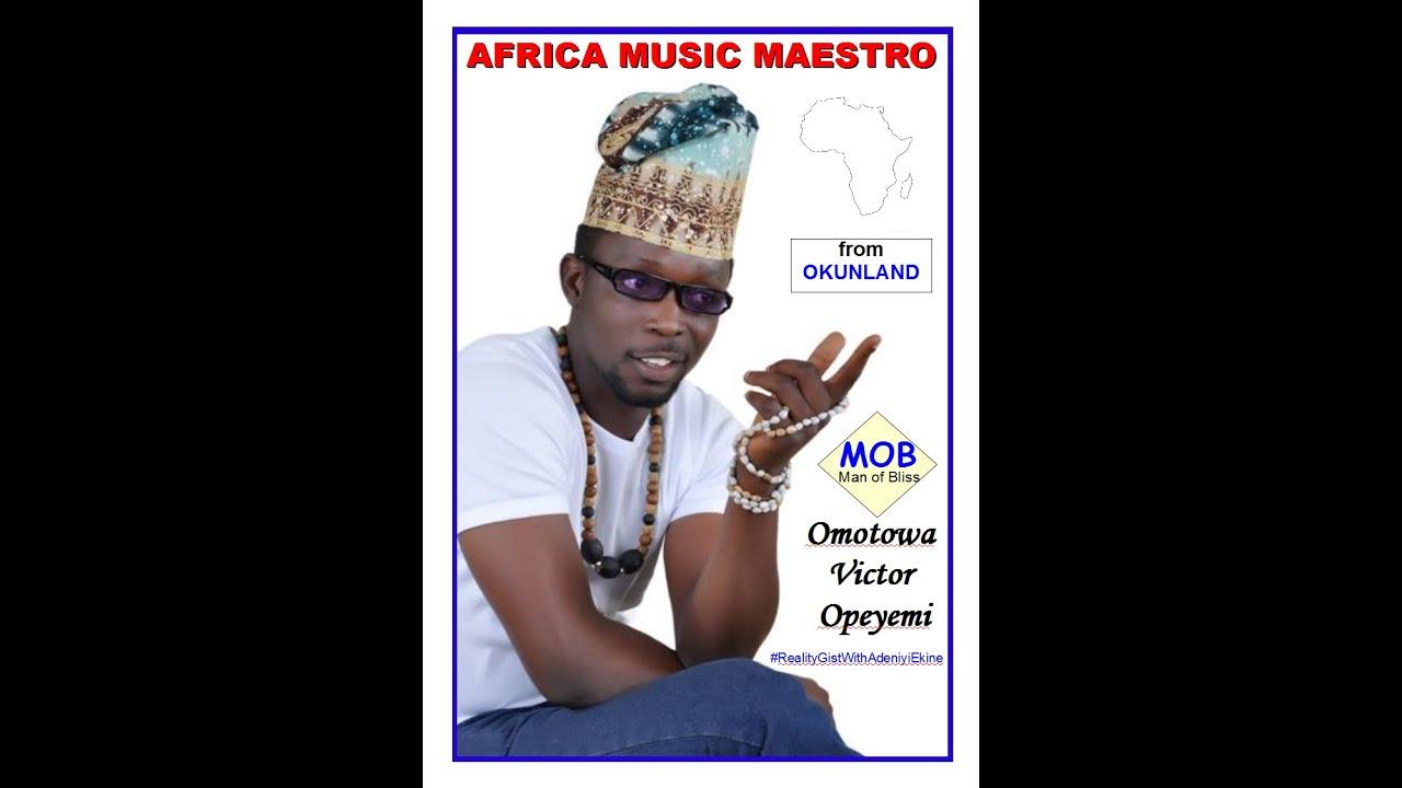 Download OKUN COMMUNITY by Omotowa Victor Opeyemi - MOB (Man of Bliss). Compiled by ADENIYI EKINE- OBITA