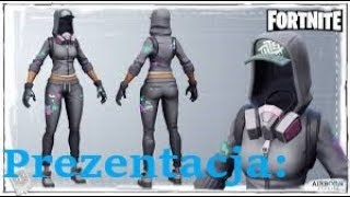 Fortnite Skina Presentation: Teknique