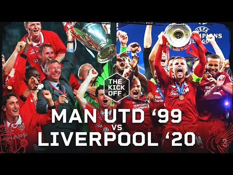 Manchester United '99 vs Liverpool '20 - Combined Eleven