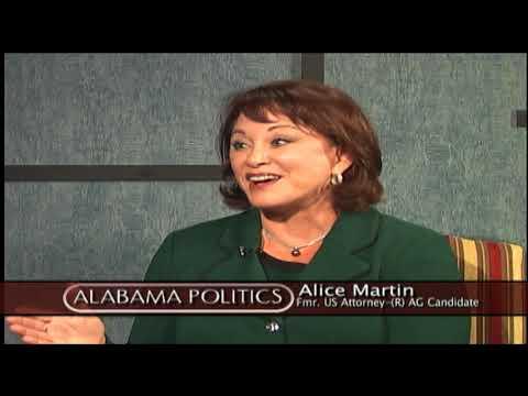 Alabama politics with steve flowers alice martin youtube alabama politics with steve flowers alice martin mightylinksfo