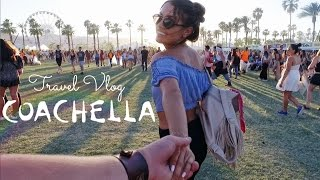travel vlog coachella 2016