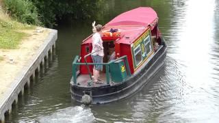 Kennet & Avon Canal Walk 8 ( Midgham to Theale )