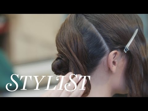 Hair Tutorial: 3 hairstyles for medium-length hair