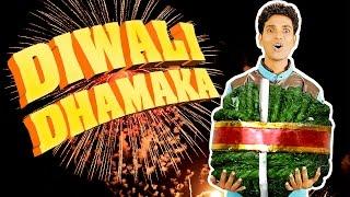Diwali Dhamaka | Hindi Comedy Video | Pakau TV Channel