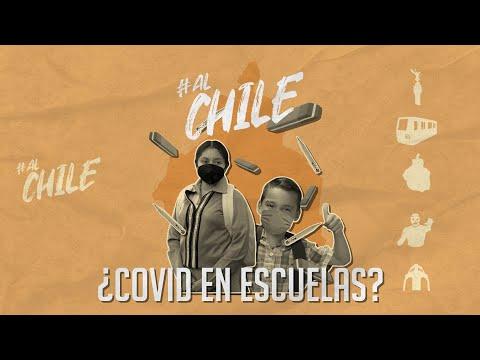 ¿Y si hay un caso covid en una escuela? | #AlChile | CHILANGO