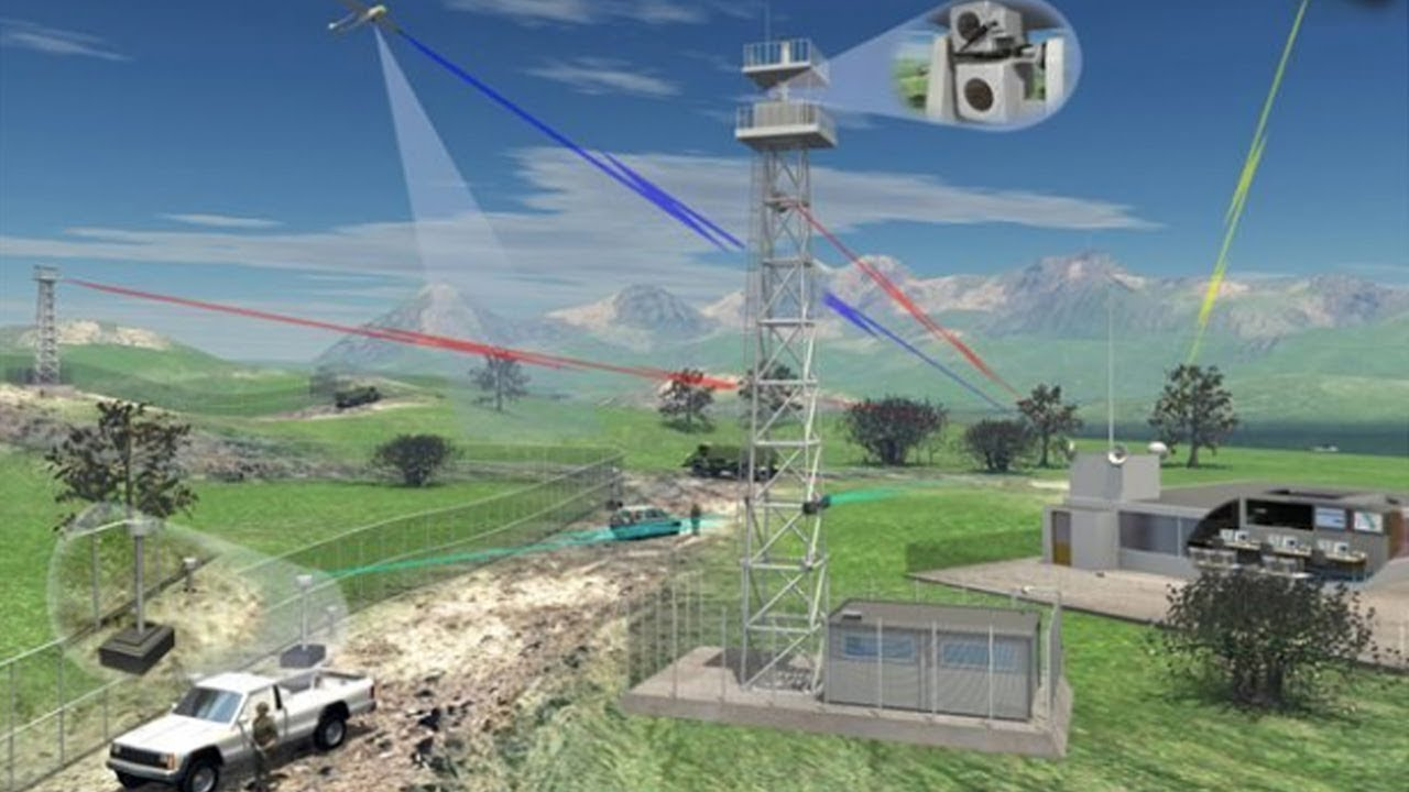 Orwellian Surveillance of Tohono O'odham Nation - A Test Case for Entire US Border?