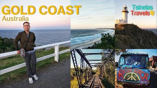 Solo Backpacking - Gold Coast, Australia | Surfers Paradise, Byron Bay and Nimbin