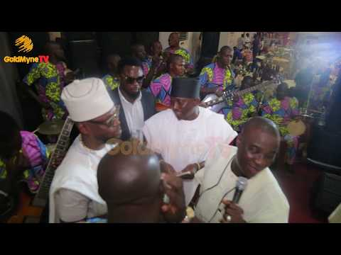 K1 DE ULTIMATE'S EXCITING AND CLASSIC PERFORMANCE AT ARAMITE MOTHER'S BURIAL IN IBADAN