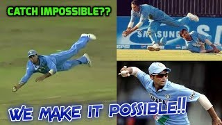 Baixar Top 10 Sensational Yuvraj and Kaif Catches in Cricket History | Making Impossible Catches Possible!!