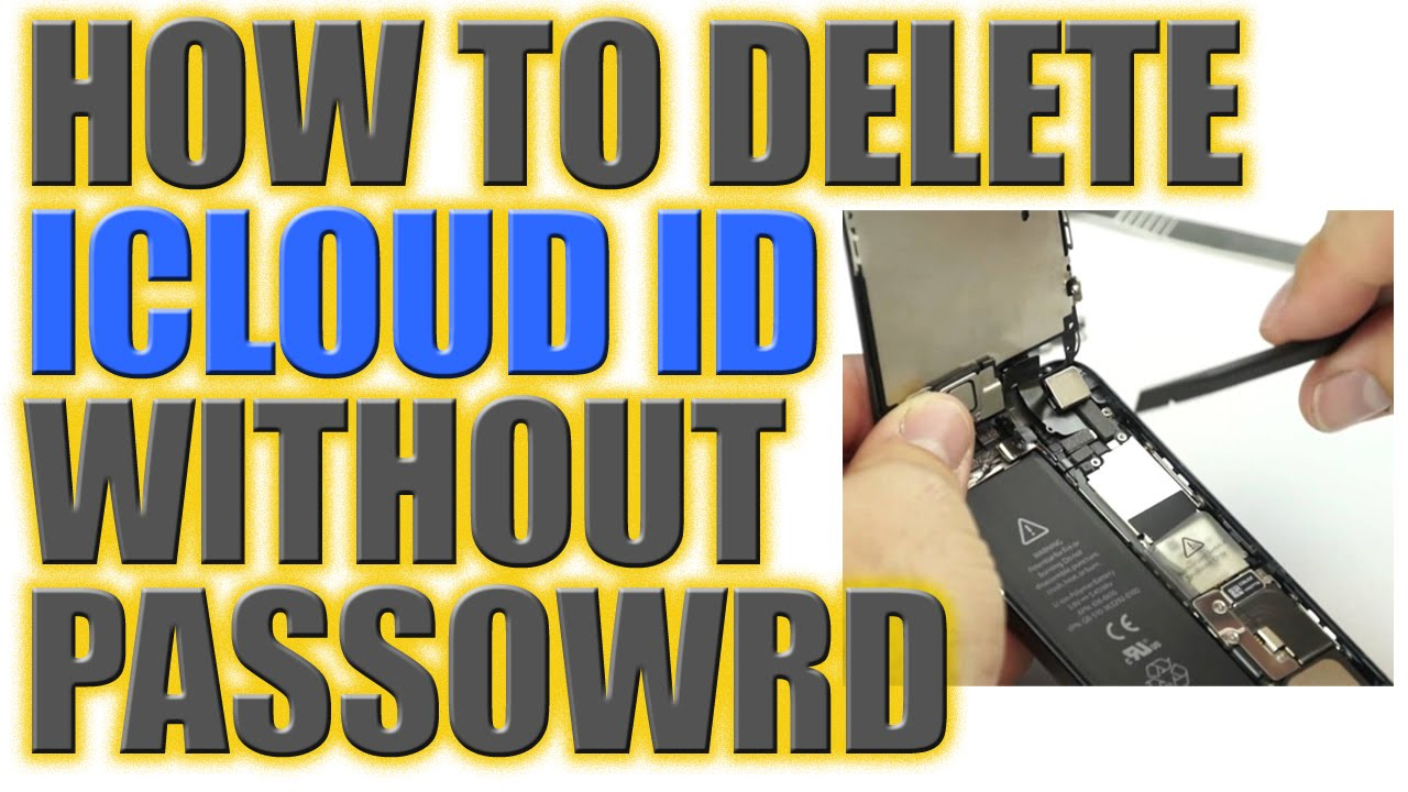 Part 1: Using Tenorshare 4uKey to Remove iCloud Account without Password
