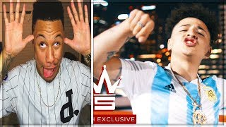 """YBN Manny """"Manned Up"""" (WSHH Exclusive - Official Music Video) Reaction Video"""