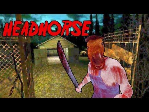 HEADHORSE Car Escape | Horror Android Full Gameplay