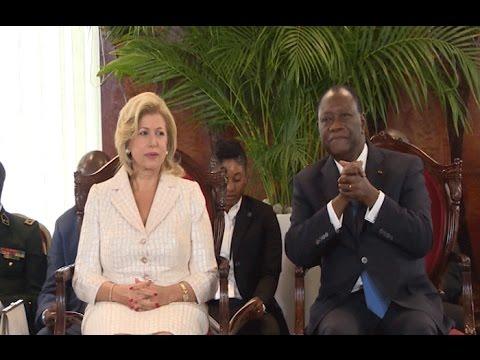 Journée de l'excellence 2016: Alassane Ouattara prime 74 lauréats au titre de l'année