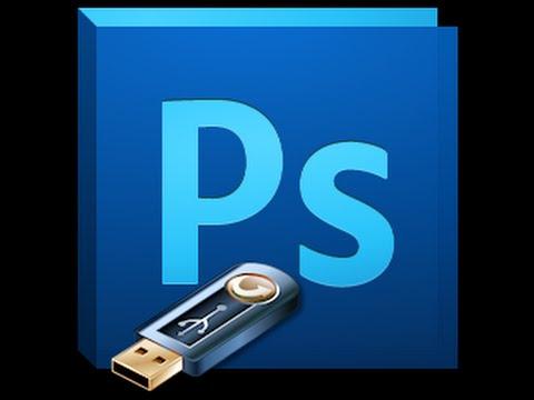 วิธีการดาวน์โหลด Adobe Photoshop cs5 แบบไม่ต้องติดตั้ง