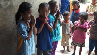 Feed The Hunger in Cambodia Episode #1