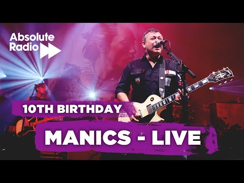 Manic Street Preachers Live (Absolute Radio 10th Birthday) Mp3
