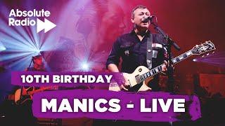 Manic Street Preachers Live (Absolute Radio 10th Birthday)