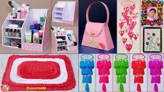 10 Easy !!! DIY ROOM DECOR & ORGANIZATION IDEA || DIY Projects