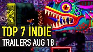 Baixar Top 7 Indie Game Trailer Rundown - August 2018