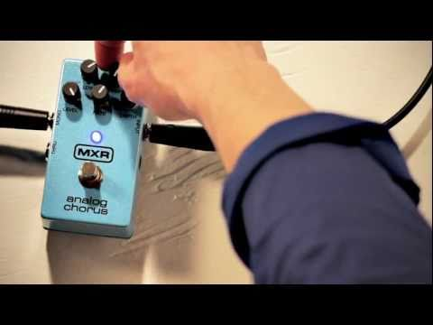 MXR Analog Chorus: Michael