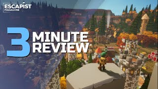 Dwarrows | Review in 3 Minutes (Video Game Video Review)