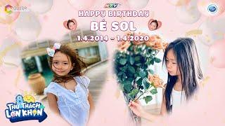 Thử Thách Lớn Khôn   Chúc mừng sinh nhật Sol (01.04.2015 - 01.04.2020)