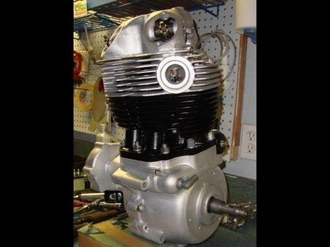 1965 Norton Atlas Complete Engine Rebuild By Randy S Cycle