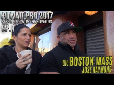 the BOSTON MASS | KUWAIT PRO SERIES - Ep. 1 Donna's Restaurant East Boston