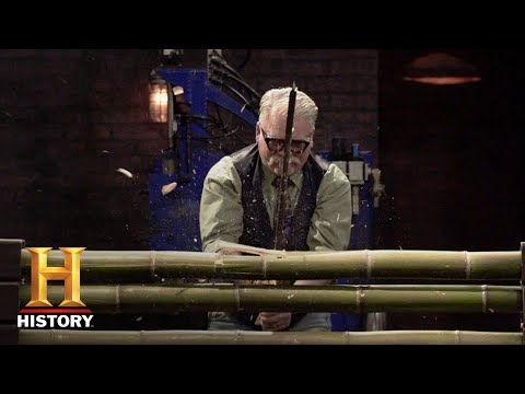 Forged in Fire: Bonus - What Is the Kampilan? (Season 4) | History