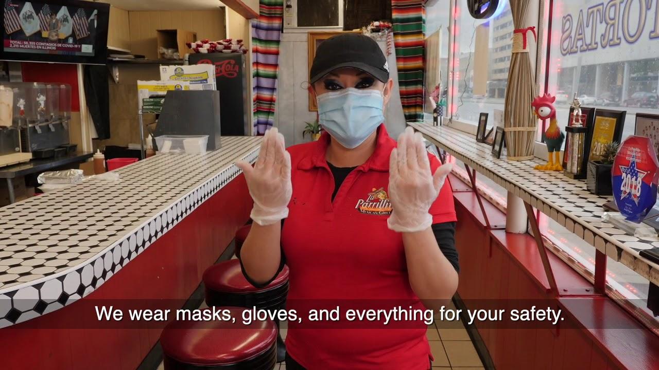 """""""Shop Safe, Shop River Forest"""" Video #2"""