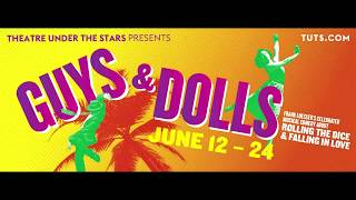 Interview with Omar Lopez-Cepero & Madison Claire Parks of Guys & Dolls