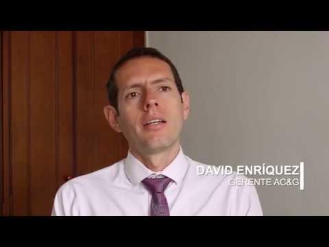 David Enríquez y su testimonio de Bogotá Business English
