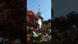 남산타워 Namsan Tower In Seoul #sh…