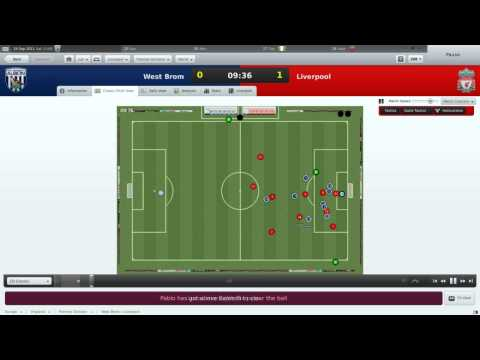 Football Manager 2011: Season 2: Part 8 (vs West Brom)