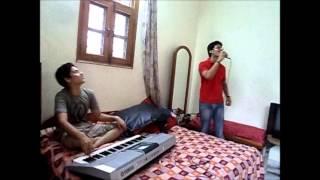 tera milna pal do pal ka cover by rahul and lavanya khanna