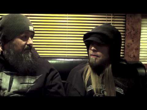 The Metal Review Ryan McCombs SOiL Interview - Southampton January 2014