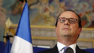 Fransa Cumhurbaşkanı: 50 kişi yaşam savaşı veriyor