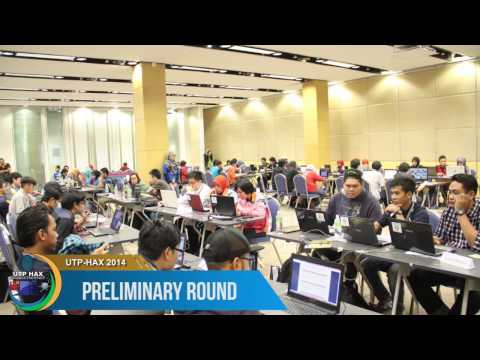 UTP-HAX'14 National Hacking Competition Closing Montage