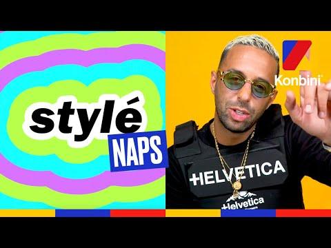 Youtube: Naps: première paire de TN et gilet pare-balle, on parle de mode l Stylé l Konbini